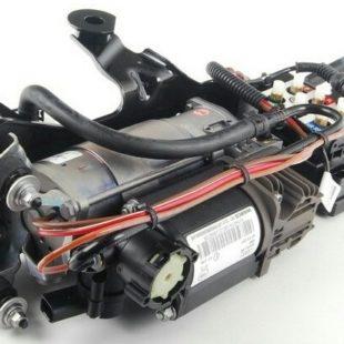Компрессор на AUDI A6C6
