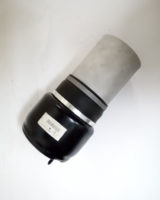 Пневмобаллон на Мерседес W211, передний