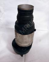 Пневмобаллон на Мерседес W166, передний